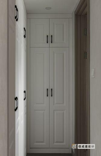 130平米四室两厅法式风格衣帽间装修案例