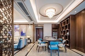 140平米四室兩廳中式風格餐廳裝修效果圖