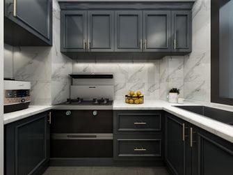 130平米三室两厅法式风格厨房装修案例