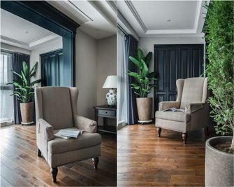140平米四室三厅美式风格客厅设计图