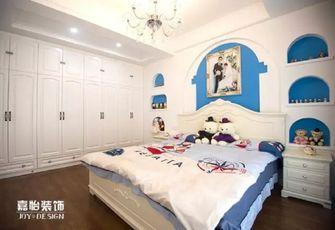 140平米别墅地中海风格儿童房装修案例