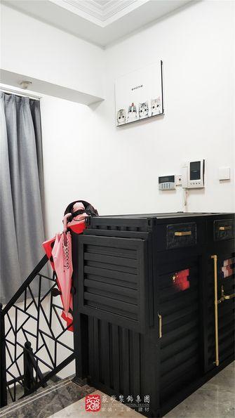 140平米三室两厅混搭风格玄关设计图