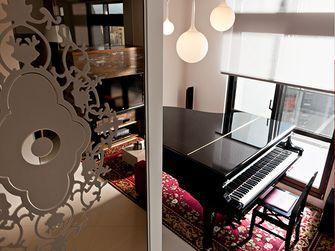 富裕型120平米现代简约风格楼梯装修效果图