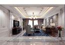 140平米四室三厅法式风格客厅装修图片大全