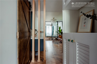 30平米小户型北欧风格玄关装修效果图