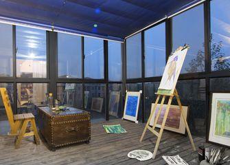 豪华型140平米别墅法式风格阳光房装修图片大全