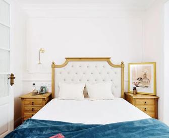 40平米小户型法式风格卧室效果图