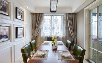 20万以上130平米三室两厅新古典风格餐厅装修案例