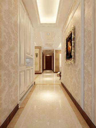 120平米三室两厅新古典风格走廊效果图