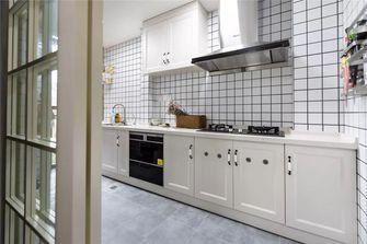 120平米三室三厅北欧风格厨房效果图