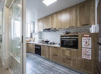140平米四室两厅田园风格厨房装修效果图