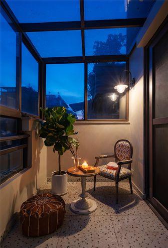 140平米四室两厅法式风格阳台装修案例