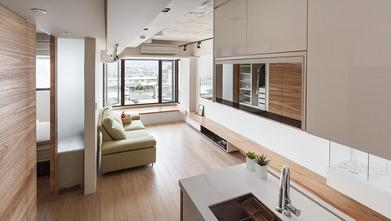 50平米公寓日式风格客厅图片大全
