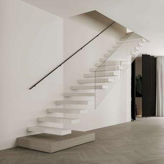 70平米现代简约风格楼梯间装修案例