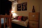经济型130平米三室两厅东南亚风格儿童房效果图