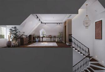 140平米四室两厅中式风格楼梯间装修案例
