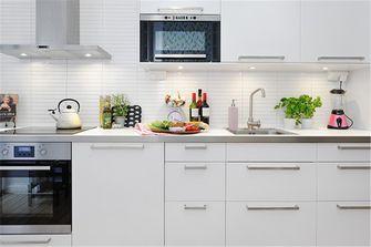 80平米一室一厅宜家风格厨房装修图片大全