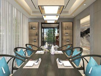 140平米别墅中式风格餐厅图片