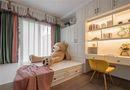 90平米三室两厅欧式风格儿童房效果图