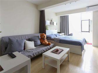 40平米小户型现代简约风格客厅沙发图片