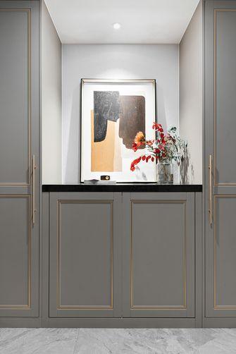 130平米三室两厅现代简约风格玄关装修案例