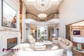 140平米别墅法式风格阳台效果图