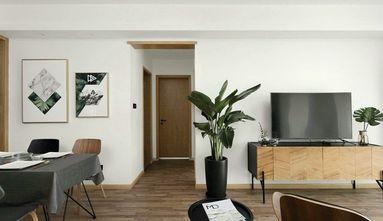 60平米公寓宜家风格客厅装修效果图