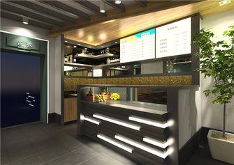20万以上40平米小户型英伦风格客厅装修案例
