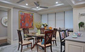 140平米四室兩廳混搭風格餐廳裝修案例