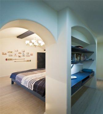 140平米四英伦风格卧室装修效果图