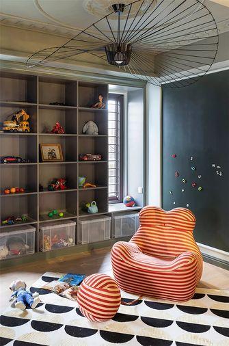 140平米复式混搭风格储藏室图