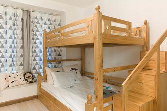 80平米北欧风格卧室图片