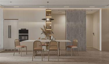 140平米四混搭风格餐厅图片
