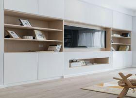 120平米三北歐風格客廳設計圖