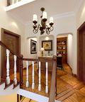 豪华型140平米别墅新古典风格楼梯图片大全