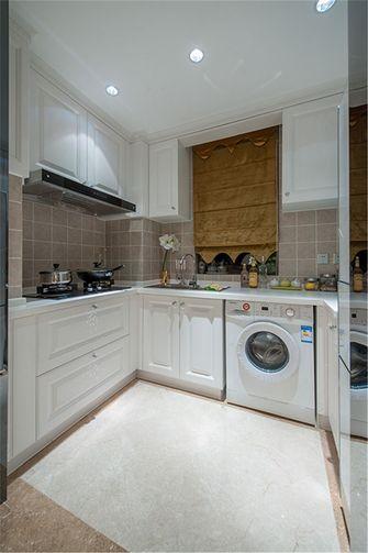 120平米三法式风格厨房装修案例