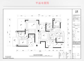 140平米四中式风格阁楼图片大全