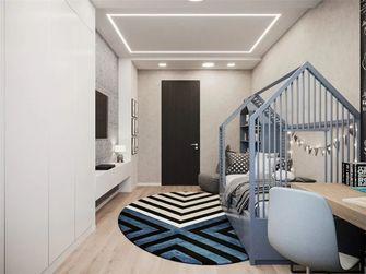70平米现代简约风格儿童房设计图