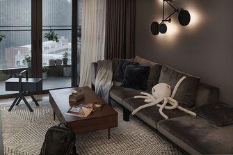110平米三室两厅其他风格客厅设计图