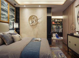 100平米三室两厅新古典风格卧室图片