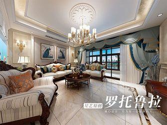 30平米以下超小户型新古典风格客厅效果图