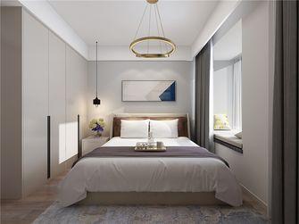 80平米三室两厅宜家风格卧室效果图