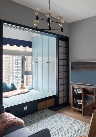 60平米公寓宜家风格书房图片大全