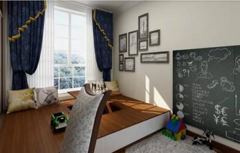 120平米四欧式风格卧室效果图