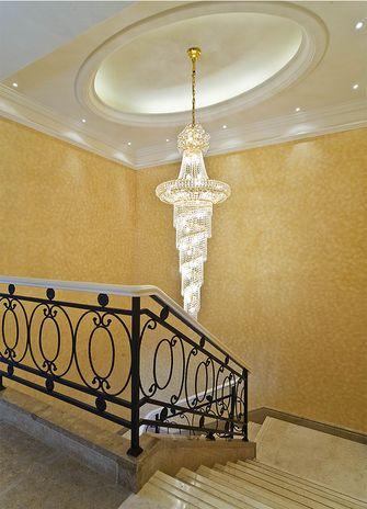 富裕型140平米别墅欧式风格楼梯欣赏图