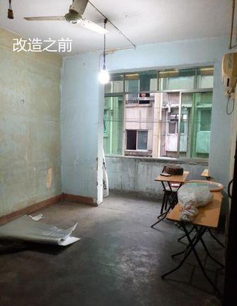 60平米一居室宜家风格卧室装修效果图