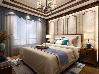 140平米四室三厅中式风格卧室装修效果图