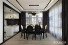 140平米复式其他风格餐厅设计图