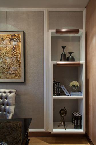 140平米四室两厅新古典风格书房设计图