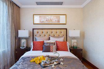 110平米三室三厅新古典风格卧室设计图